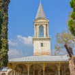 The Tower of Justice in Topkapi Palace, Istanbul — Stock Photo
