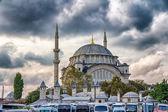 Nuruosmaniye Mosque — Stok fotoğraf