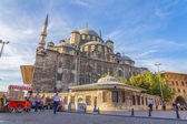 New Mosque (Yeni Cami) corner — Stock Photo