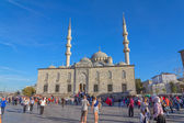 New Mosque (Yeni Cami) square — Stock Photo