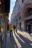 Grand Bazaar street, Istanbul — Stock Photo