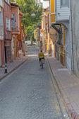 Istanbul old street — Stock Photo