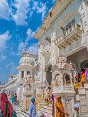 Golden Temple architecture — Stock Photo