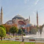 Собор Святой Софии Стамбул — Стоковое фото #45610729