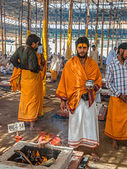 Kumbh mela w haridwar — Zdjęcie stockowe