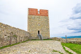 Fortress at Medvedgrad castle — Stock Photo