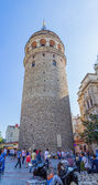 Galata Tower Istanbul — Stock Photo