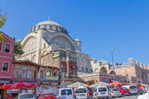Mihrimah Sultan Mosque in Istanbul — Stock Photo