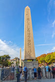 Obelisk of Theodosius, Istanbul — Stock Photo
