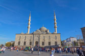 New Mosque Yeni Cami — Stock Photo