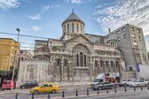 Church of St. Peter and St. Paul in Istanbul — Stock Photo