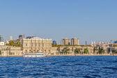 Dolmabahce palace — 图库照片