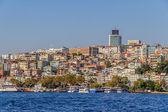 Istanbul Ortakoy district — Stock Photo