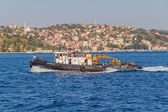 Tugboat in Istanbul — Stock Photo