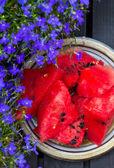 арбуз — Стоковое фото