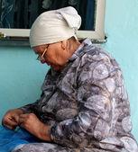 Elderly people — Stock Photo