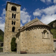Romanesque Church - Stock Photo