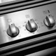 Stock Photo: Oven knobs