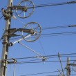 ������, ������: Railroad electrical system of energy