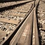 Old railways — Stock Photo #23282354