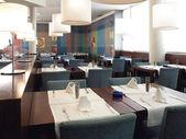 Restaurant interior. — Stock Photo