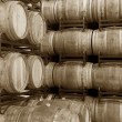 Wine barrels — Stock Photo #26414923