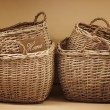 Wicker baskets — Stock Photo #27376373