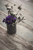 Flower pot — Stock Photo