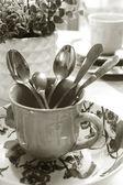 Cutlery — Stock Photo