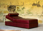 Chaise Longue — Stock Photo