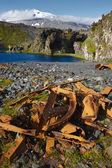 Iceland. Snaefellnes Peninsula. Dritvik. — Stock Photo