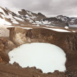 Iceland. Askjand Viti craters. Highland area. — Stock Photo #36988213