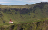 アイスランド。南地域。ヴィック。伝統的なアイスランド c ・ ランドス ケープします。 — ストック写真