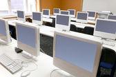 Multimedia classroom — Stockfoto