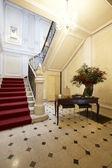 Palazzo scalinata di ingresso e marmo — Foto Stock