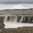 Iceland. Selfoss waterfall. Jokulsargljufur National Park. — Stock Photo #44198735