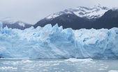 Patagonian landscape. Perito Moreno glacier. Argentina — ストック写真