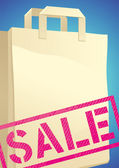Packing Sale — Stock Vector