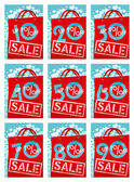 Sale discounts — Vector de stock