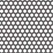 Honeycomb pattern — Stock Vector