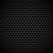 Fondo hexagonal — Vector de stock