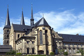 St Michaels church in Bamberg — Stock Photo