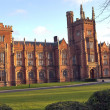Stock Photo: Queens university Belfast 1