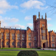 Stock Photo: Queens university Belfast