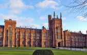 Queens university Belfast — Foto Stock