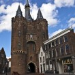 City gate of Zwolle — Photo #24912247