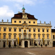 Ludwigshafen castle courtyard — Photo #25034403