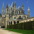 Monastery In Caen — Stock Photo