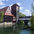 Stock Photo: Nuremburg old town
