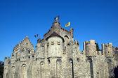 Château de gravensteen à gand — Photo